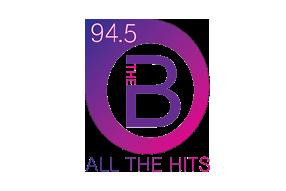 The B 94.5 Logo