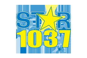 Star 103.7 Logo