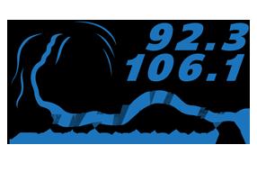 92.3 and 106.1 Hanna Logo